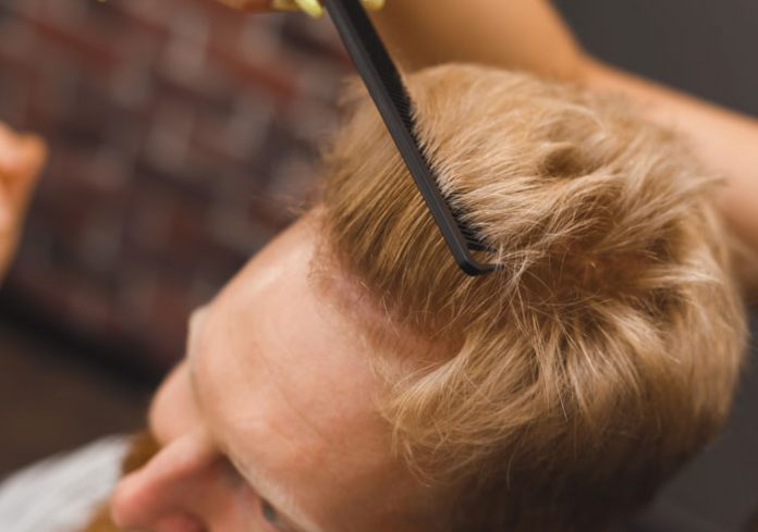 Lozione per capelli