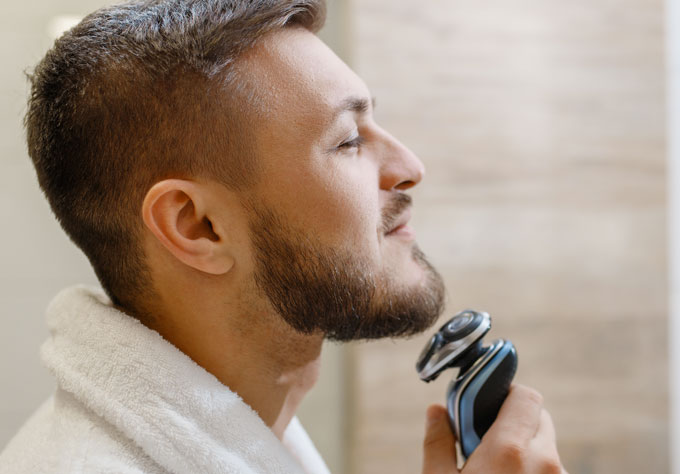 Rasoio barba elettrico