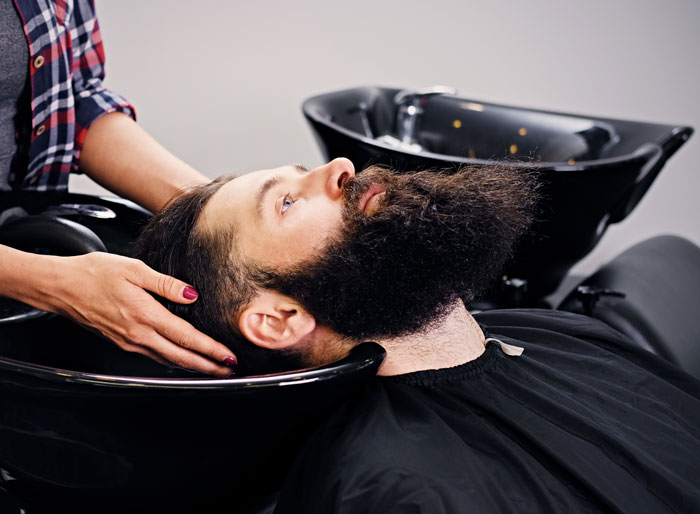 Lozione per capelli deboli
