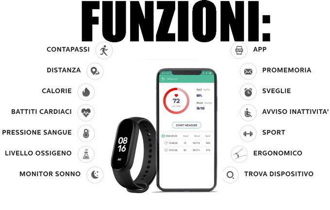Funzioni di 6 Compact Watch