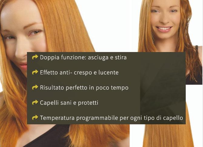 caratteristiche di Perfect Hair 2in1