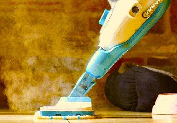 lava pavimenti a vapore