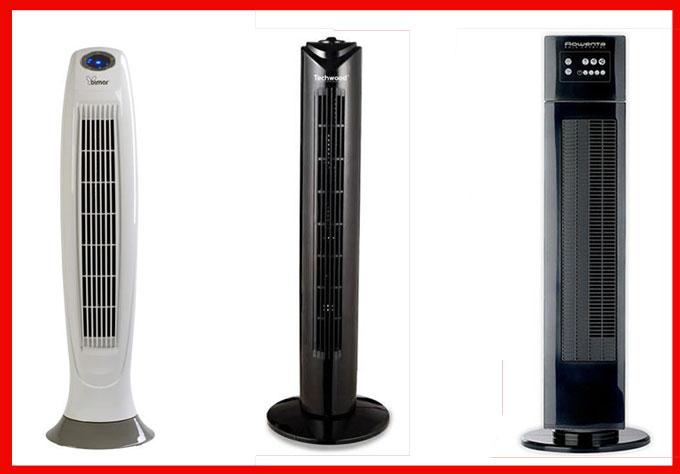 Ventilatori a colonna