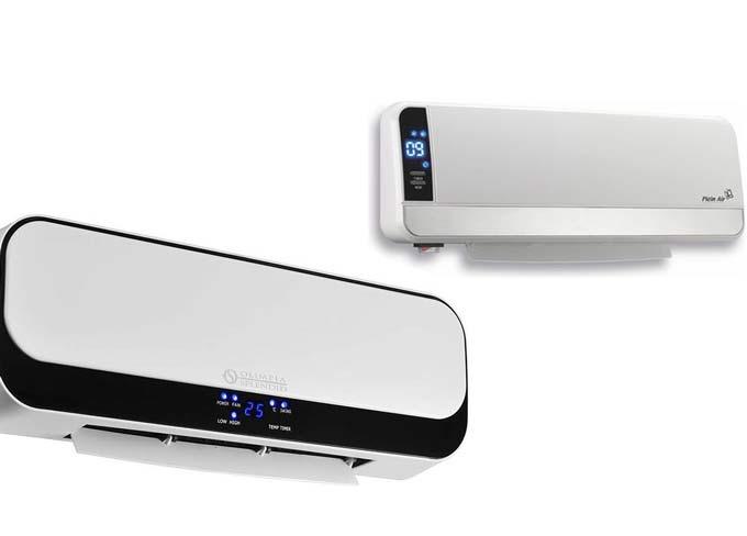 migliori termoventilatori da parete