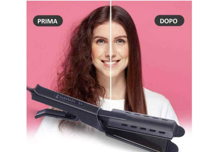 come funziona Hair Pro Styler